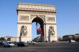 Arc de triomphe Paris #1