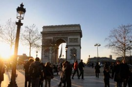 Arc de triomphe Paris #11