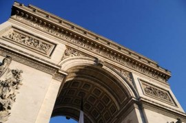 Arc de triomphe Paris #4