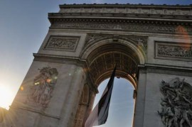 Arc de triomphe Paris #7