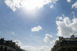 Ciel de paris #1